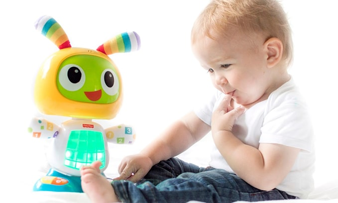 Beatbo Fisher Price Robot