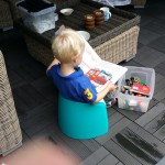 Intelligent Potty met kindje 3