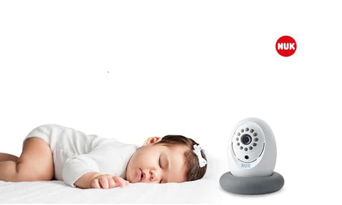 NUK ECO Smart Control babyfoon