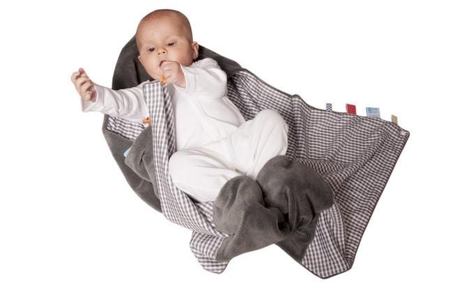 Snoozebaby wikkeldeken