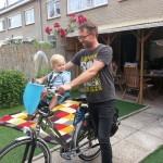 Yepp fietszitje 2