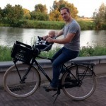 Yepp fietszitje testouder