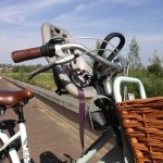 Yepp fietszitje testouder2