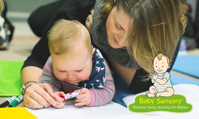Baby Sensory programma
