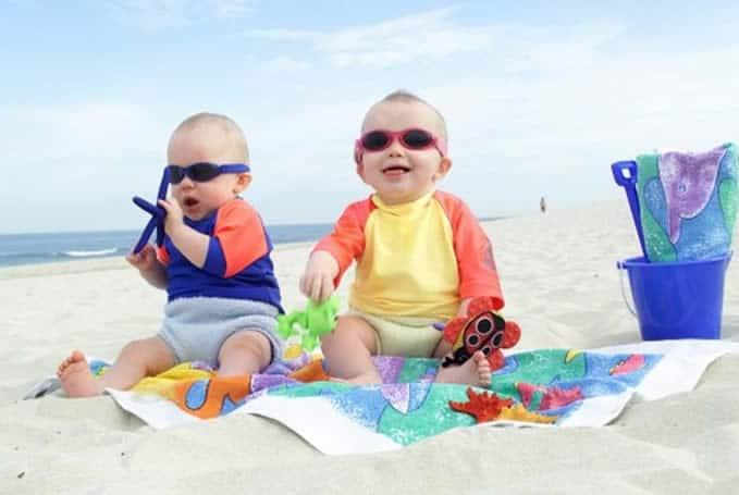 Babybanz zonnebril
