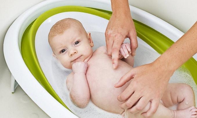 boon naked opvouwbaar babybadje 2