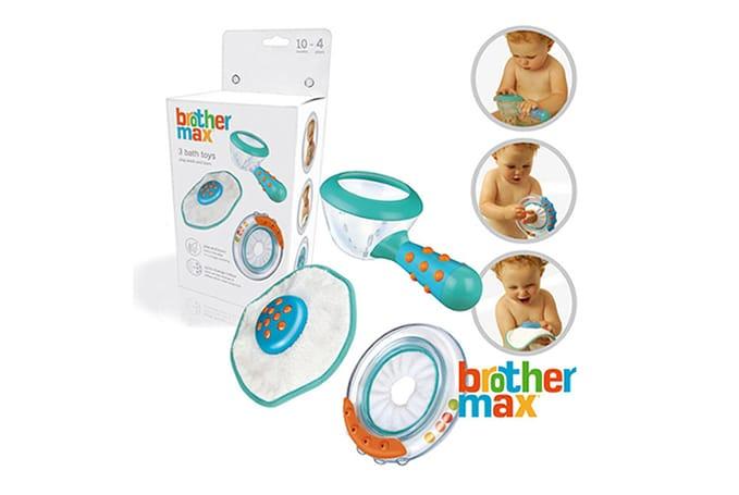 Brother Max badspeelgoed