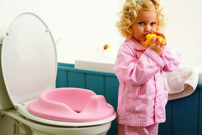 Bumbo WC bril verkleiner
