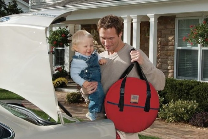 Deryan Travel Cot babytentje
