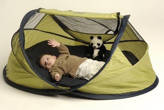 Wonderbaar Deryan Travel Cot babytentje - Baby Product van het Jaar IR-29
