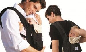 Babydrager de Ergobaby draagzak