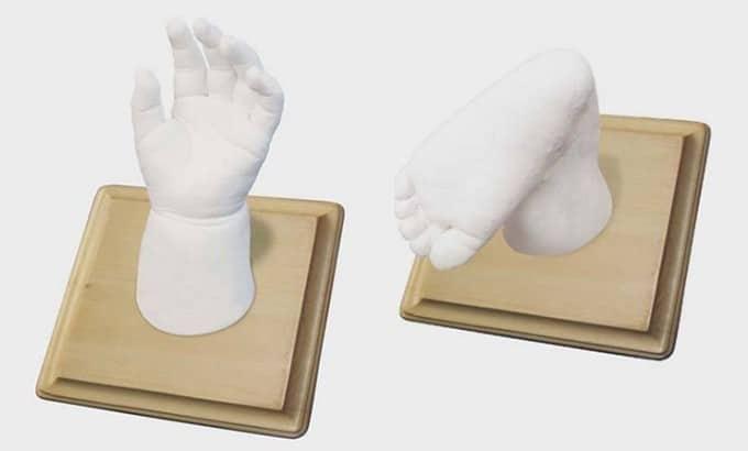 3D handafdruk