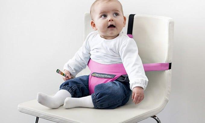 Minimonkey Minichair kinderstoeltje