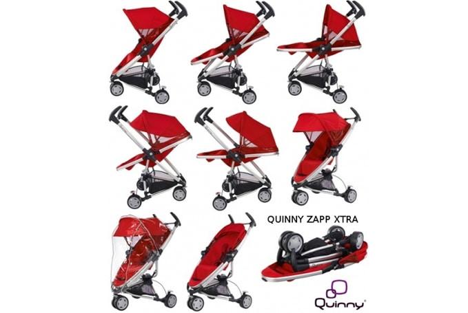 Goede Quinny Zapp Xtra buggy - Baby Product van het Jaar RL-26