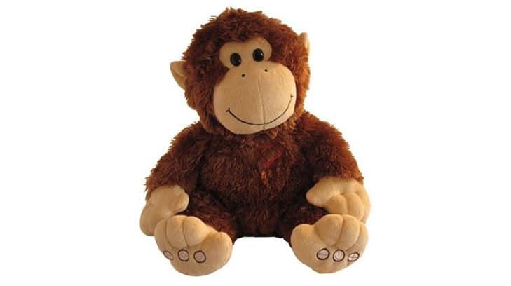 Snurkey Knuffel aap