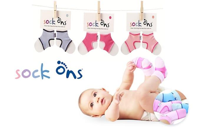 Sock Ons babysokjes