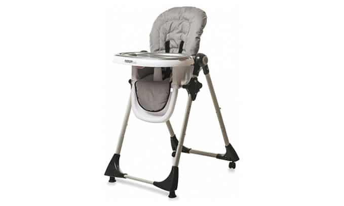 Titaniumbaby Kinderstoel luxe