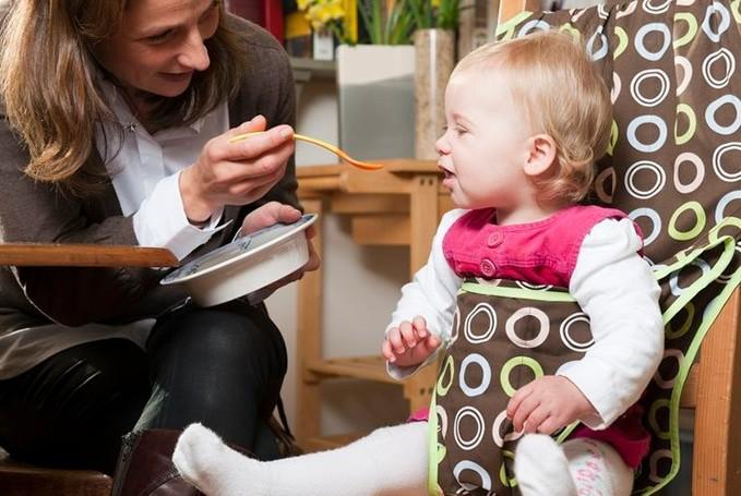 Zitje Voor Kinderstoel.Totseat Opvouwbare Kinderstoel Altijd Een Kinderstoel