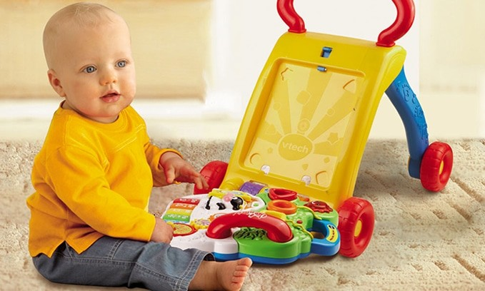 Vtech baby walker