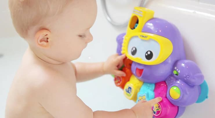 Vtech Octopus bellenblaasmachine